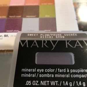NEW Marykay mineral eye color, Sweet Plum